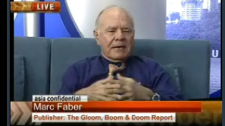 Dr. Gloom - Marc Faber