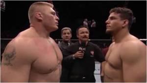 UFC Lesnar