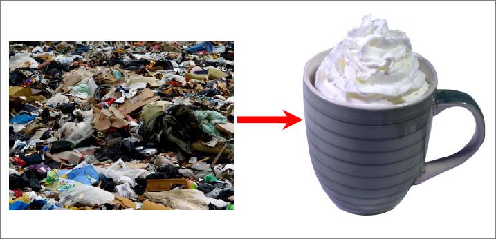 GarbageToCream