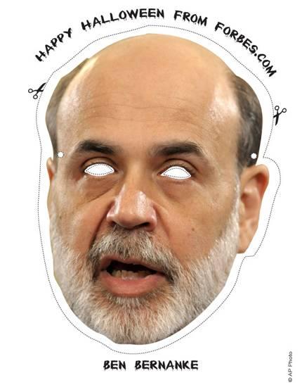 Bernanke Mask