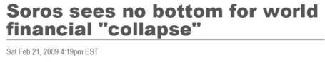 Soros Headline