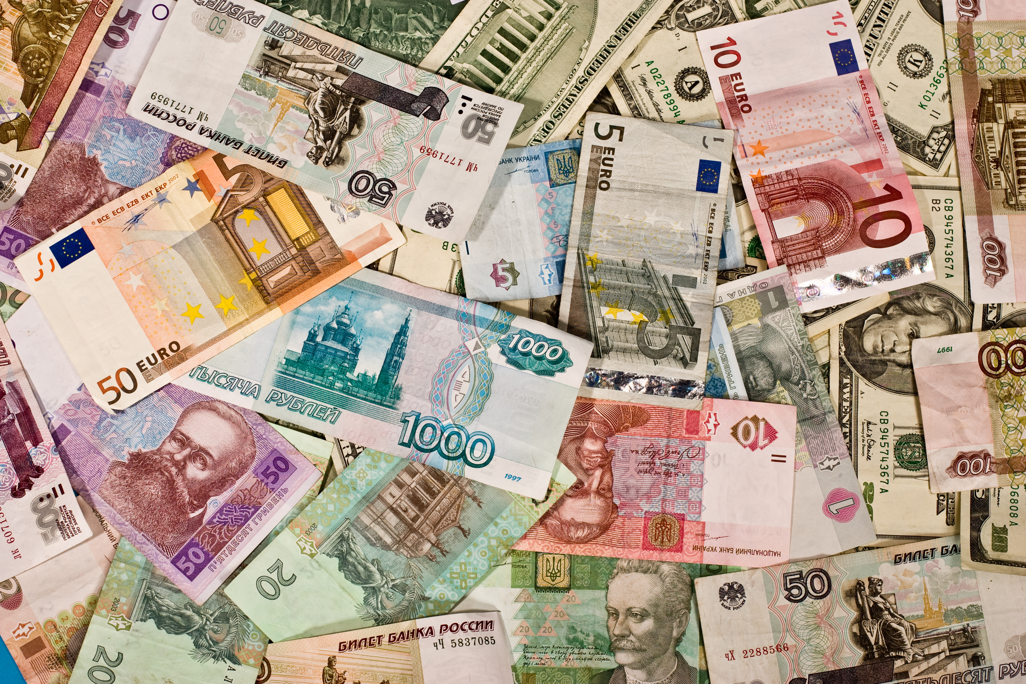 Trade foreign currencies