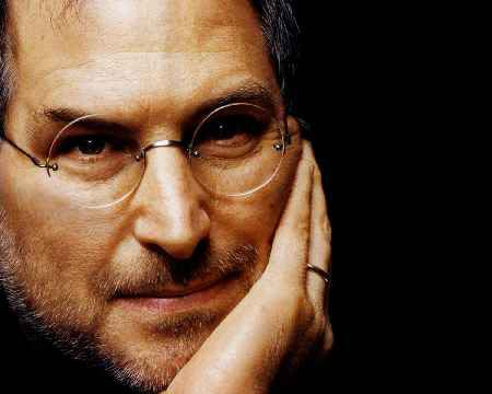 steve jobs wife and kids. Steve Jobs (Source: