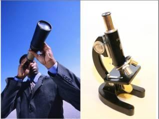 Telescope-Microscope