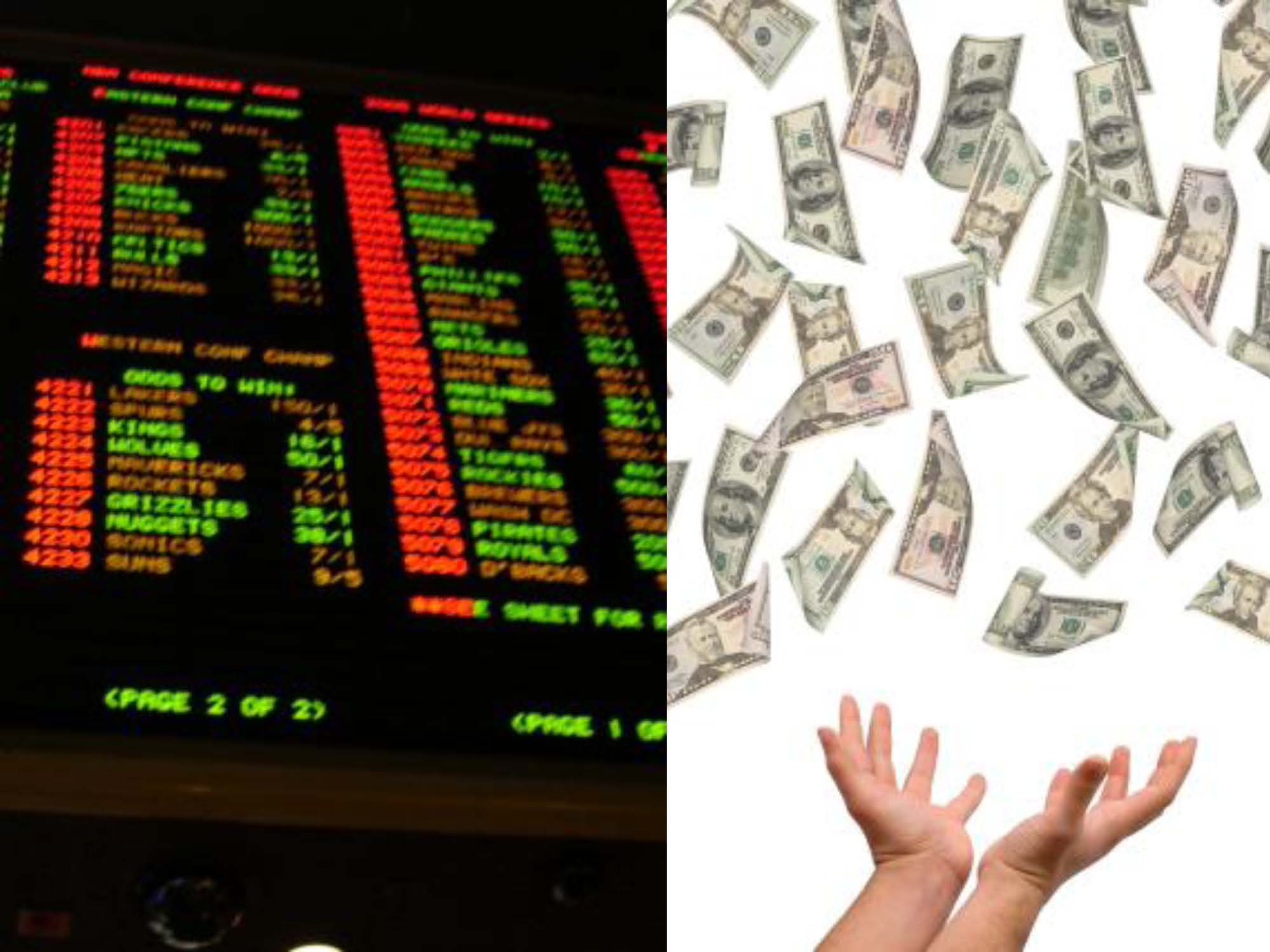 las vegas sports betting investment funds