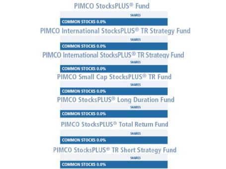 PIMCO Equity-Related Funds with NoEquity PIMCO