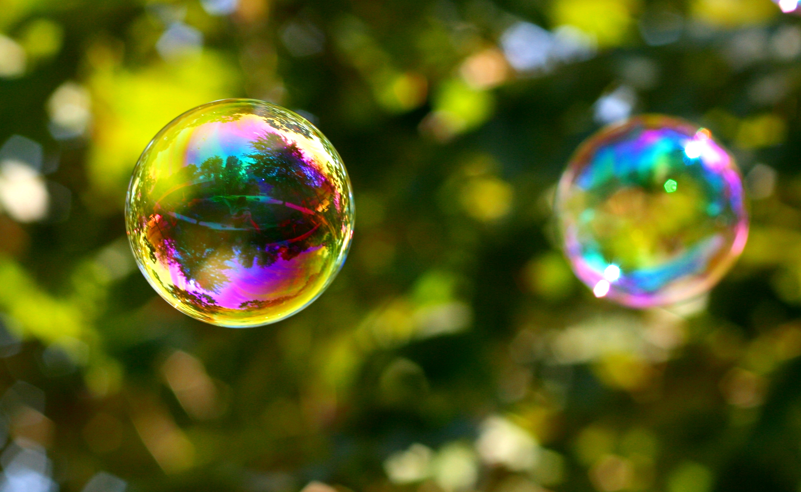 Confusing Fear Bubbles with Stock Bubbles | Investing Caffeine Bubble
