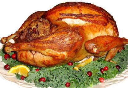 Turkey Stuffed